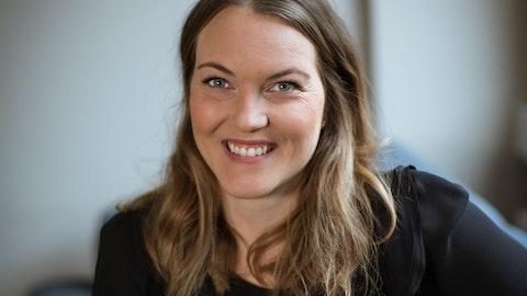Tine Granlund: portrettbilde